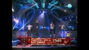 Bogomil Bonev - The X factor Bulgaria 2011 - Live Show 25.10.2011 - Justin Timberlake - Lovestoned