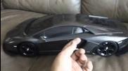 Lamborghini Aventador Lp 700-4 Maisto Tech 1/10 Radio Control [hd]