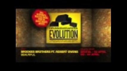 Evolution (album Megamix) - From dnb Arena
