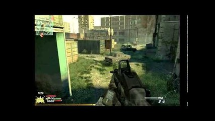 Cod 4 : Mw2 Alter Iw Let's Play 1