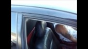 Бас тест в Хонда Сивик