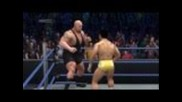 Wwe The Bash Big Show vs Alberto Del Rio Single Match