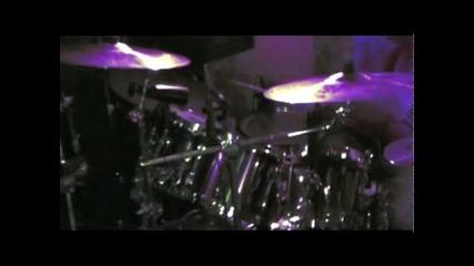 Зона - Студио репортаж( Запис на барабани)