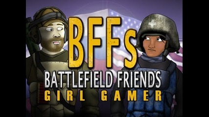 Battlefield Friends- Girl Gamer