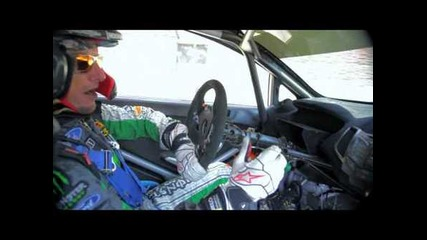 Ken Block Gymkhana 4 Hollywood Megamercial