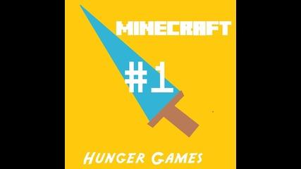 Minecraft Hunger Games #1
