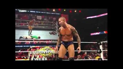 Wwe Randy Orton's Best Rkos
