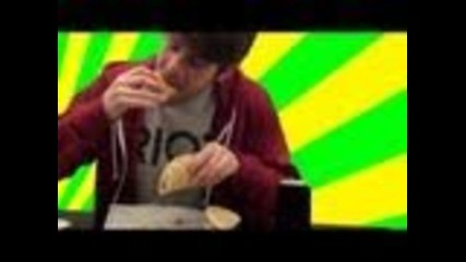 taco eating killage!!! (ian is bored 51)