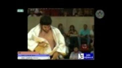 Judo 2011 Gs Moscow: Ilias Iliadis (gre) - Hector Campos (arg) [-90kg]