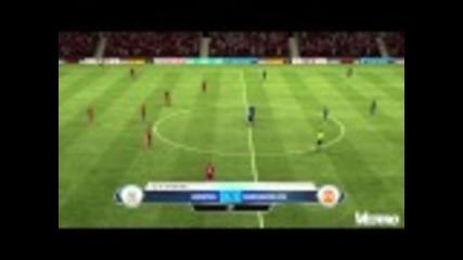 Fifa 12 Liverpool vs Man Utd Part 1 (hd 1080p)