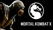Mortal Kombat X - Ps4 Gameplay