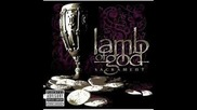 Lamb of God- Walk With Me In Hell