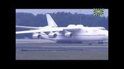 Филм 12: Авиация С С С Р. Спомагателни самолети: А-50, Ту-126, Нм-1, Ан-225