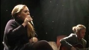 Adele live at The Tabernacle concert