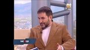 """"""" На среща Люба Кулезич """" с гост режисьора Стилиян Иванов"""