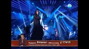 Atanas Kolev -molly X factor