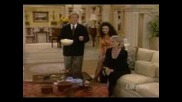 The nanny - season 6 best funniest moments of Niles and Cc - part 1