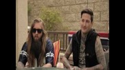Mitch Lucker's Final Video Interview (10-20-12) - Speaking On Charity