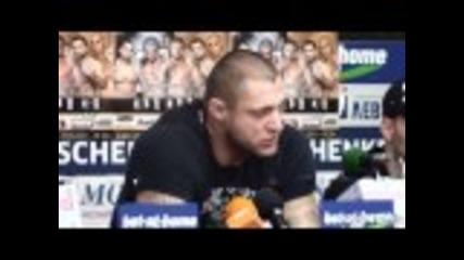"""Maxfight 21: Lubo Simeonov vs Jimmy """"the Titan"""" Ambriz"""