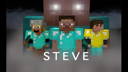 Steve (a Minecraft Movie)
