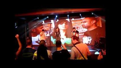 Fullclip feat. Lara - Commercial Live (hp-party) @ Sofia Live Club