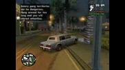 Gta: San Andreas: Mission 3 - Tagging Up Turf