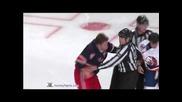 Лудо меле между хокеисти