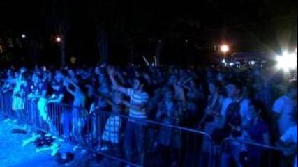 Шамара - interview & live @ Spirit of Burgas 2012