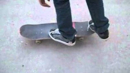 Kickflip and Heelflip