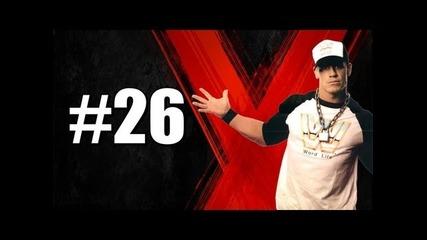John Cena's Heel Turn Storyline Part #26 ( John Cena & Cm Punk Quit! )