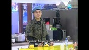 Big Brother 26.11.2012 Късен епизод