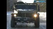 Volk Wolf Vpk-3927 Russian wheeled armoured vehicle