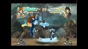 Naruto Shippuden: Ultimate Ninja Storm Generations: Mizukage vs Kiba Pts