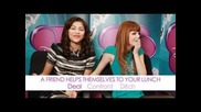 """Zendaya and Bella Thorne From Frenemies Play """"deal, Confront, or Ditch!"""""""