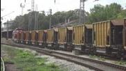 Лтв 20 732 с локомотиви 43 552 и 55 186