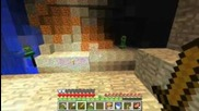 Minecraft Multiplayer Survival with Fas7 ep 11-започване на кино