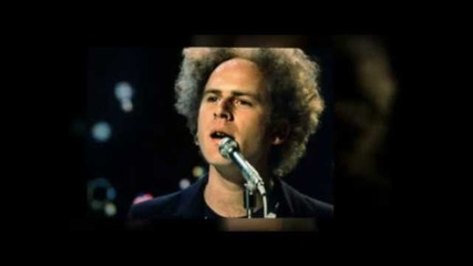 Art Garfunkel up in the world