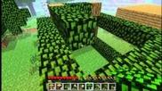 Minecraft | Lazzy | Survival | Ep. 2-тролска къща