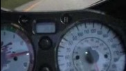 412km/h (252mp/h) Hayabusa Turbo - Highspeed