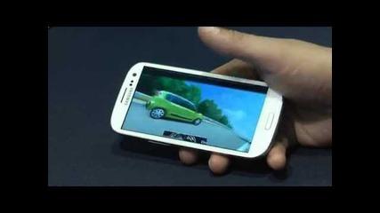 Samsung Galaxy S Iii 3 (българско ревю)