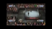 Smackdown Vs Raw 2009 (xbox 360) Cm Punk Rtwm Part 4