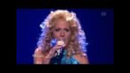 Евровизия 2011 - Унгария | Kati Wolf - What about my dreams ( ами моите мечти ) [hq]