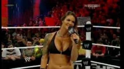 Wwe Raw епизод 1000 23/7/2012