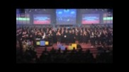 Living On The Top (fac Sanctuary Choir)