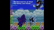 Sonic Flash - отрицателно Sonic отприщи Епизод 1 (flash от Marnicx,)