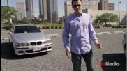 2010 Bmw E60 M5 vs. 2003 Bmw E39 M5 Comparison Review