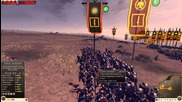 Rome 2: Total War Domination Tournament 2014 - Day 17/ Battle 14: Rome vs Macedon