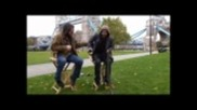 Jackass 3.5 Bams Chair Scene...ryan Dunn's Funniest Moment. R.i.p
