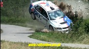 Rally crash