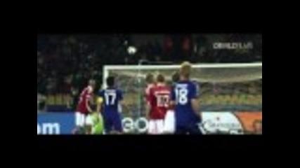 Fifa World Cup 2010 Top 10 Goals